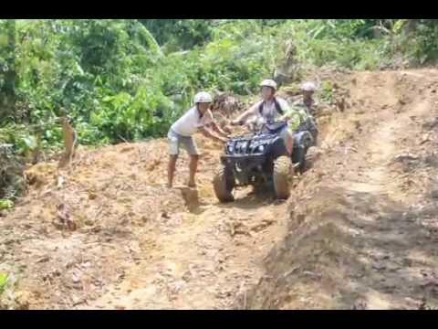 All Terrain Vehicle (ATV) @ Xcape Resort