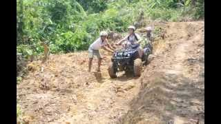 All Terrain Vehicle (ATV) @ Xcape Resort