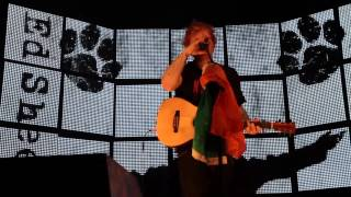 Ed Sheeran UK & Ireland 2012 Tour Diary