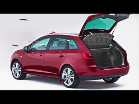 new seat ibiza st youtube. Black Bedroom Furniture Sets. Home Design Ideas