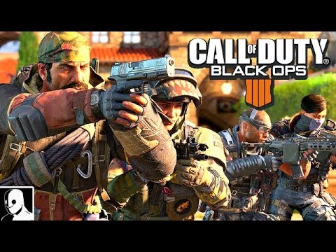 BO4 BETA leveln - Call of Duty Black Ops 4 Gameplay German PS4 (Let's Play Deutsch) thumbnail