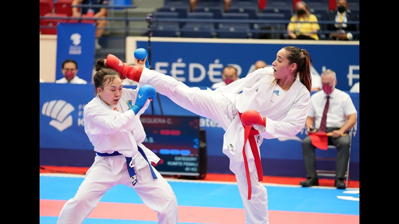 Top KARATE actions of Olympic Qualification Tournament