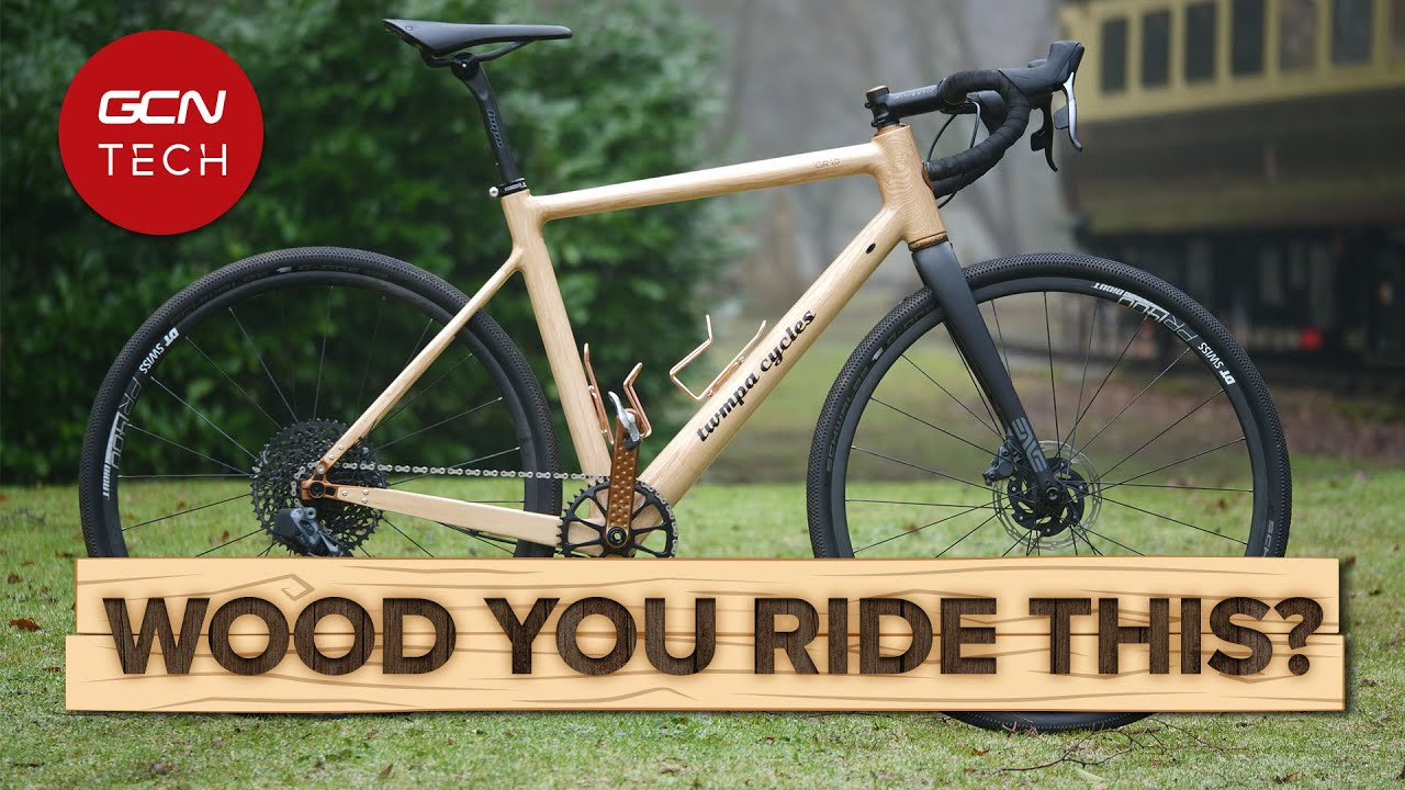 Ecoresponsabilité, mobilités douces, même le vélo se met au bois...