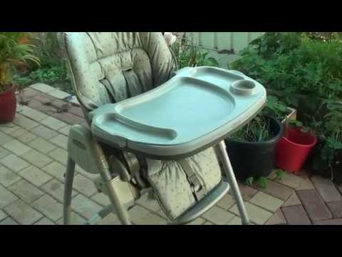 Must Look For Features When Buying a Baby High Chair