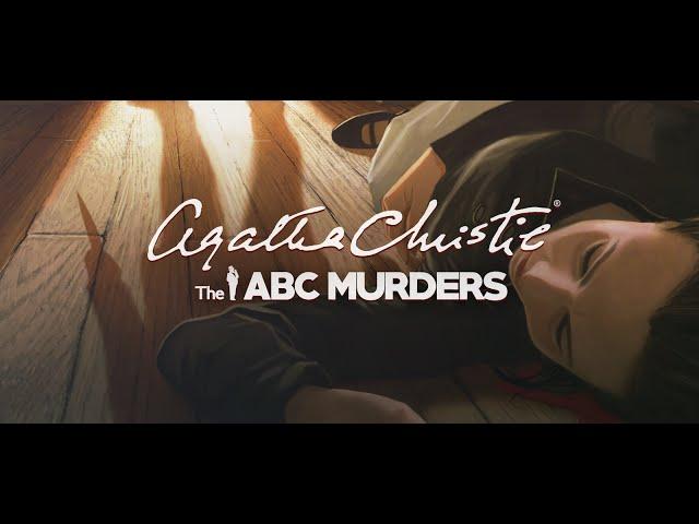 Agatha Christie - The ABC Murders - Pre-order Trailer