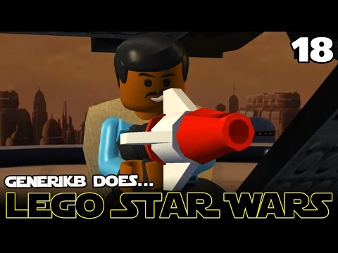 LEGO STAR WARS The Complete Saga Ep 18