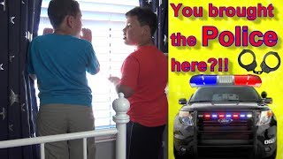 TRAFFIC STOP LEADS POLICE TO CRIMINAL HIDEOUT!!!