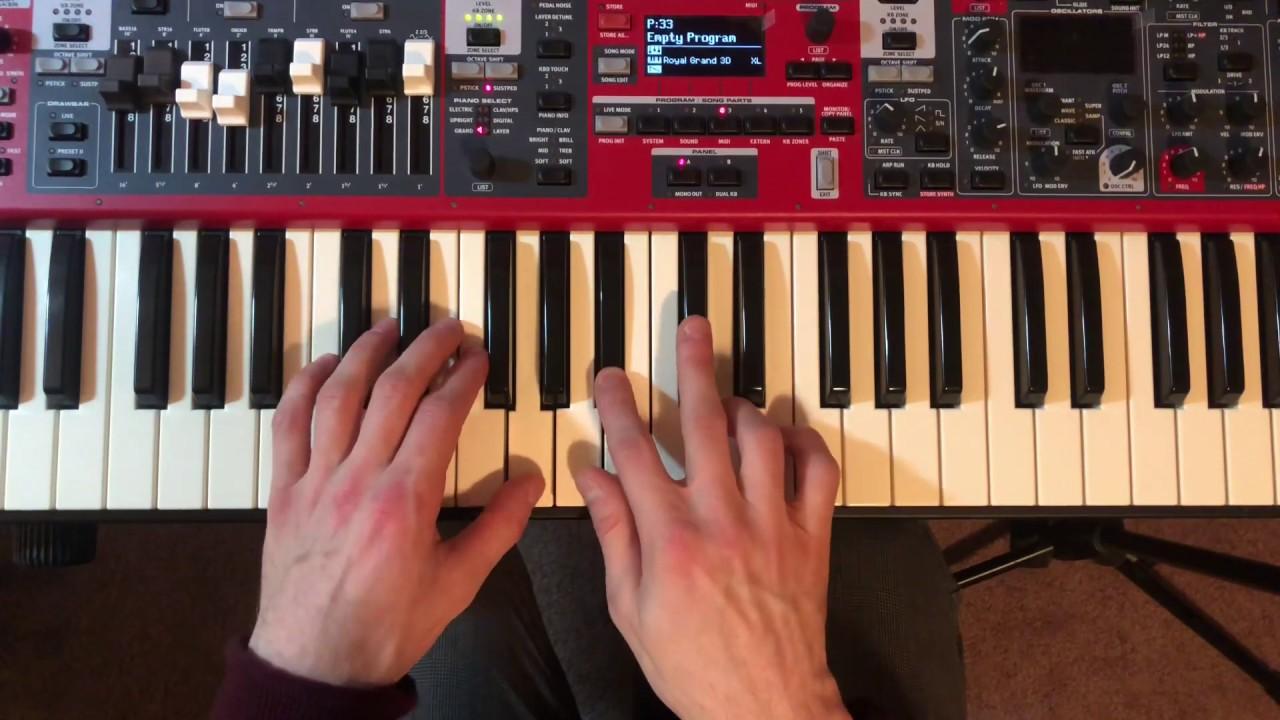 Noah Rectenwald explains 3-2 Bass Suspensions