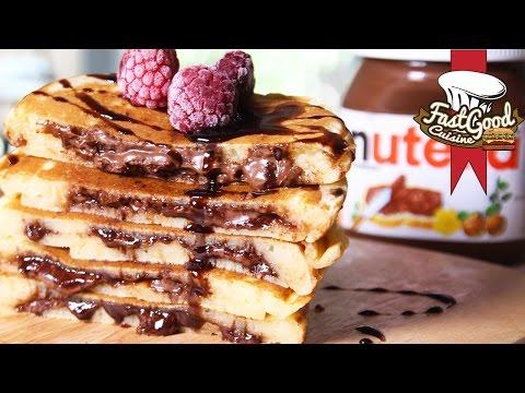 recette-des-nutellapancakes-!