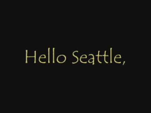 Owl City - Hello Seattle (Lyrics)
