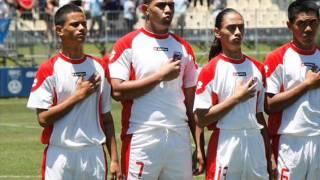 Tributo Seleccion de Samoa Americana