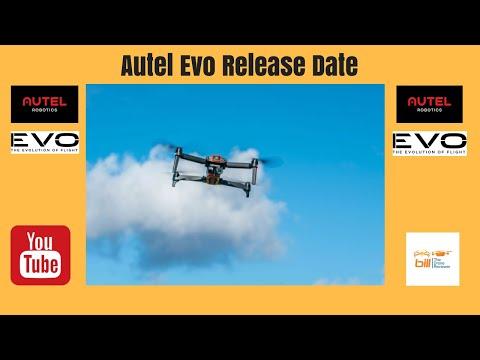 Autel Evo Release Date