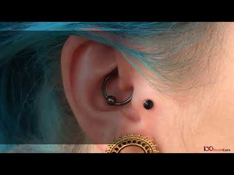 ONLY video that tells EVERYTHING about Daith Piercing