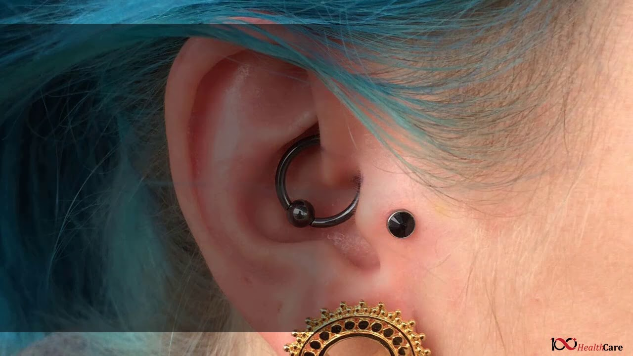 Only Video That Tells Everything About Daith Piercing Youtube