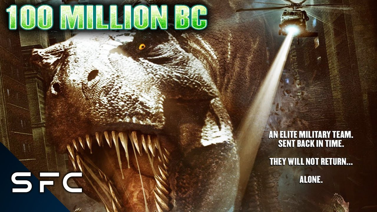 Download 100 Million BC | Full Action Sci-Fi Movie