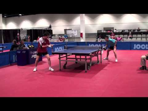 Tao Wenzhang vs Bowen Chen Men's RR Group 23