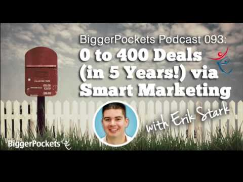 Real Estate Investor Marketing (& Zero to 400 Deals!) | BiggerPockets Podcast #93