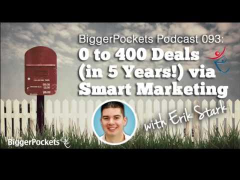 Real Estate Investor Marketing (& Zero to 400 Deals!) | BiggerPockets Podcast #93