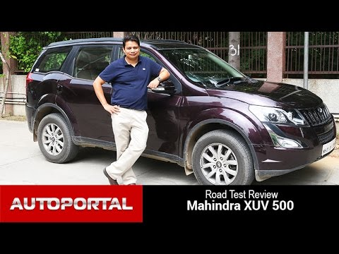 Mahindra Test Drive Review Auto Portal Youtube