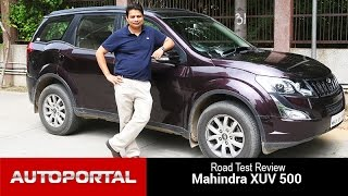 Mahindra XUV500 Test Drive Review - Auto Portal