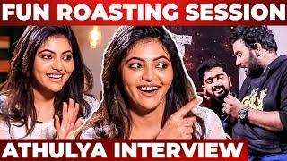 Super Fun Interview with Athulya Ravi