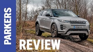 NEW Range Rover Evoque 2019 First Drive Review | Is the baby Range Rover back to its best?