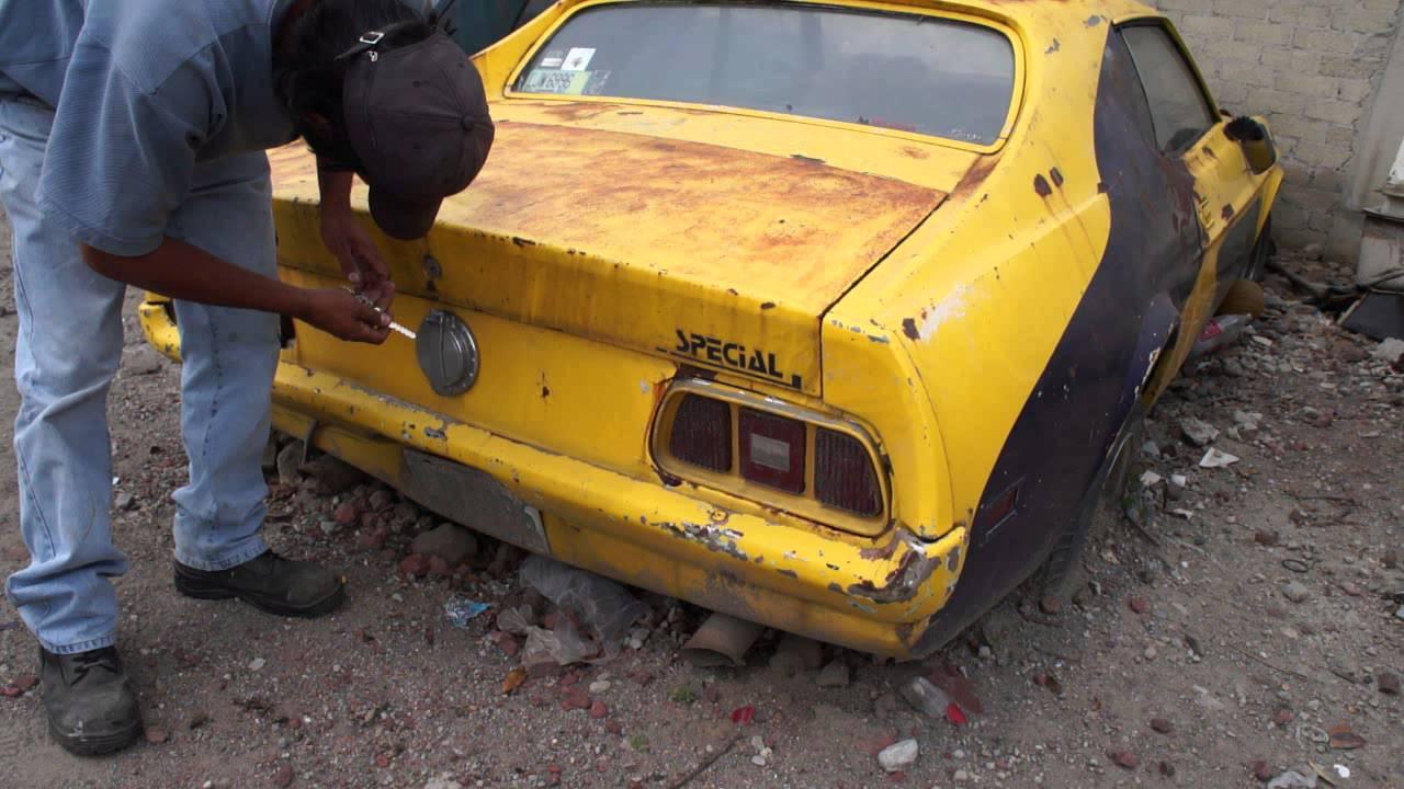 Mustang gt 1972 para venta
