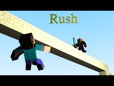 Rush #10 - PVP - 3V3 - [Mineria]