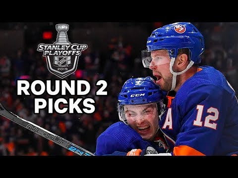NHL Stanley Cup Playoffs Round 2 Predictions w/ Steve Dangle | Steve's Dang-Its SPECIAL