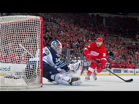 Shootout: Jets vs Red Wings