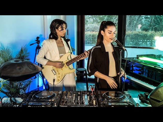 Giolì & Assia - #DiesisLounge @Episode03 [Handpan, Guitar, Piano] #stayhome