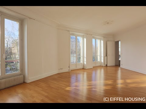 Boulevard Raspail - Paris 14 - 67 sqm - 2BR - unfurnished