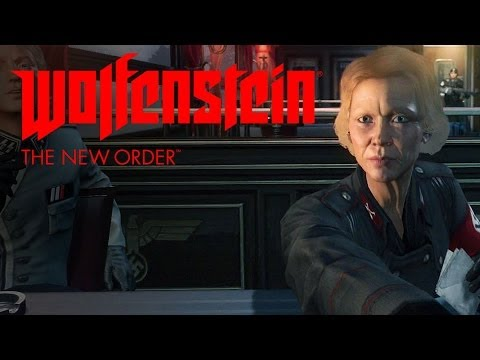 Wolfenstein: The New Order (Completed)