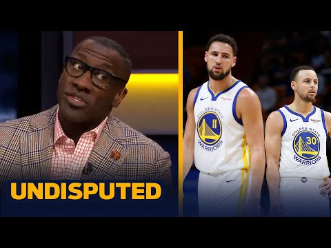 Steph Curry is under immense pressure with Klay's season-ending Achilles injury | NBA | UNDISPUTED