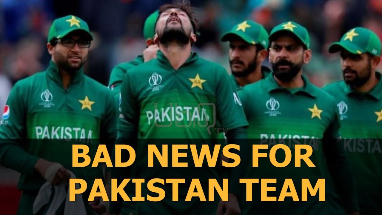 Bad News for Pakistan Team || Cricket World Cup 2019 || UbiQ TV
