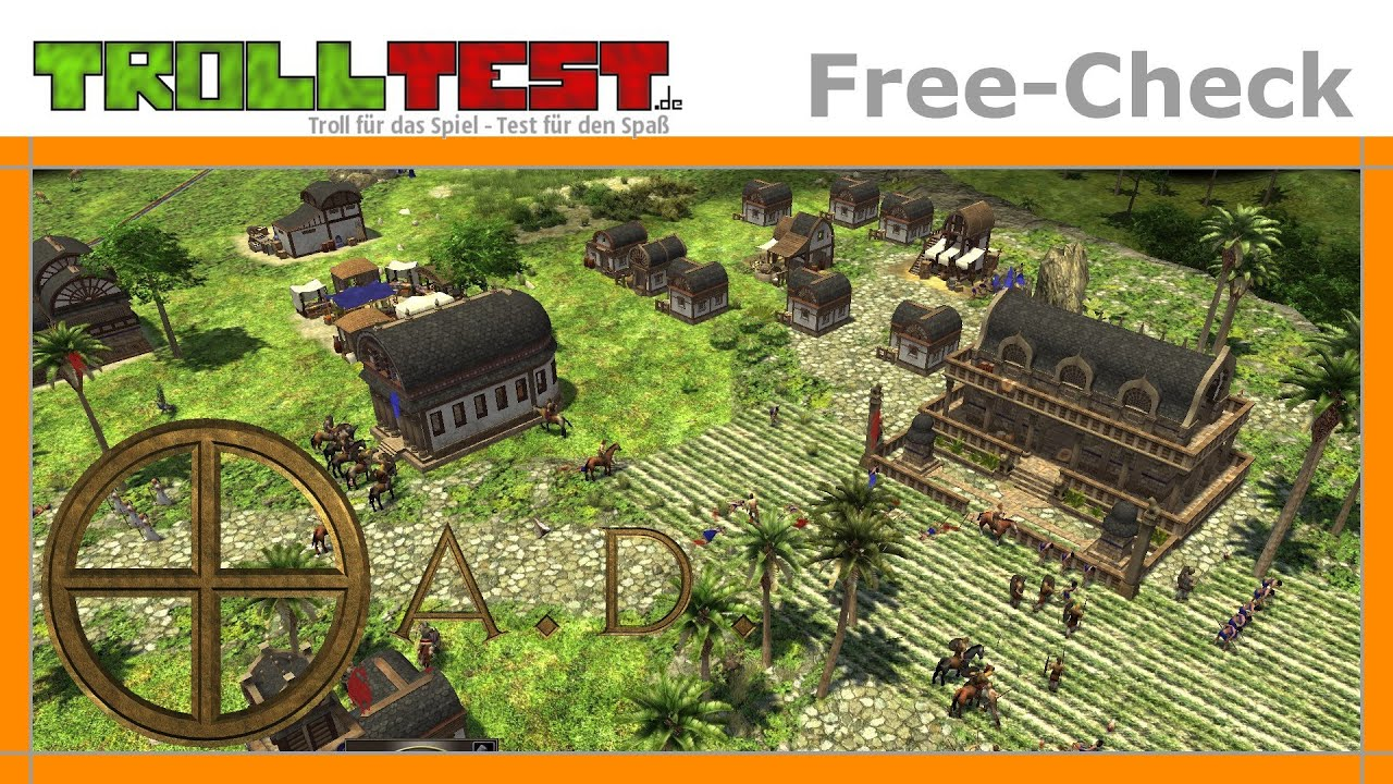 0 A.D. Empires Ascendant (Freeware, Alpha): Kostenlose Alternative ...