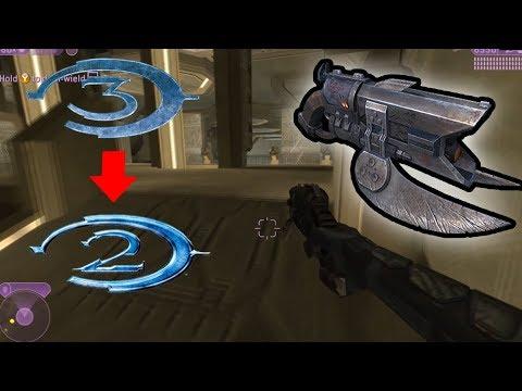 Halo 3 Spiker Ported To Halo 2