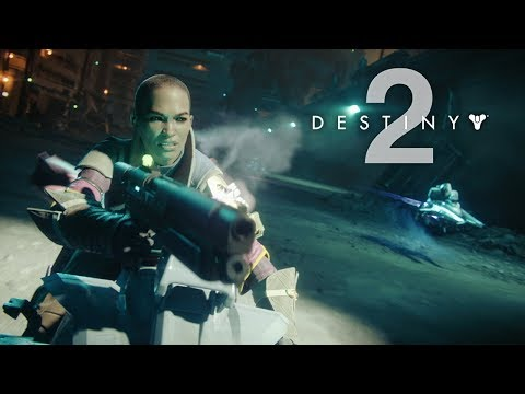 Destiny 2 - Official Launch Trailer [UK]