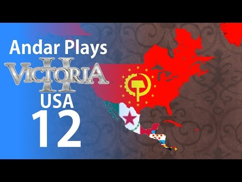 Andar Plays Victoria 2 - USA - Part 12