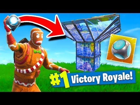*NEW* PORT-A-FORT GAMEPLAY in Fortnite: Battle Royale!