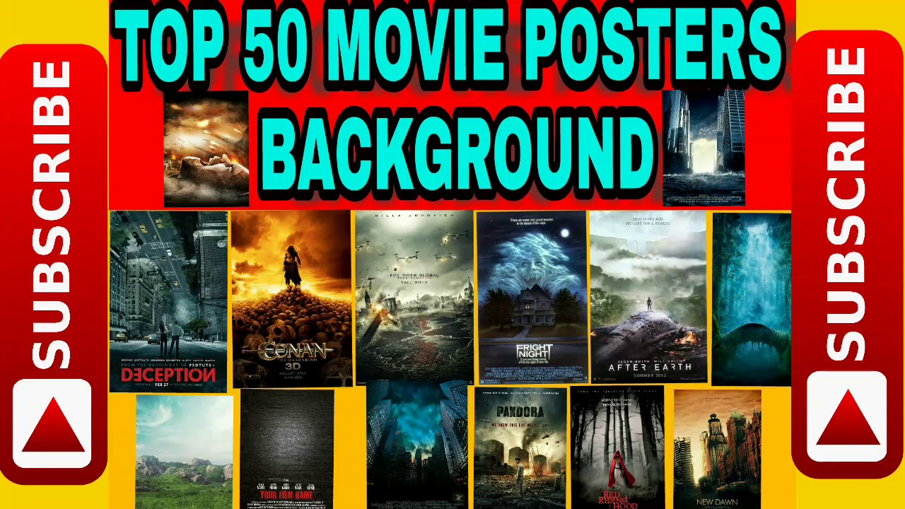 Discretion Me Top 50 Movie Posters Background Full Hd Design Like