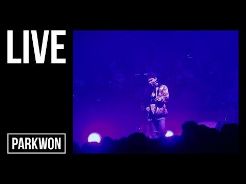 [LIVE] 박원 (Park Won) - 노력 ('r' 앨범 발매기념 쇼케이스)
