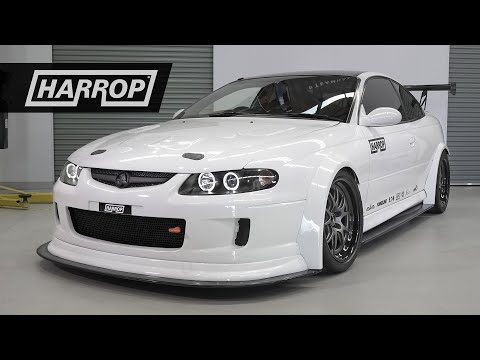 Harrop 427 Monaro | Build Overview
