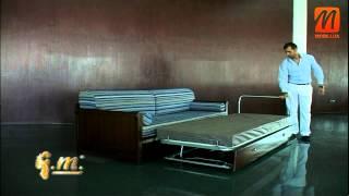 Диван кровать для школьника, подростка, две в одной,  Naxos(Эксперт итальянской мебели компания