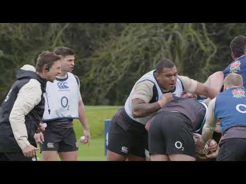Eddie Jones on England v Italy