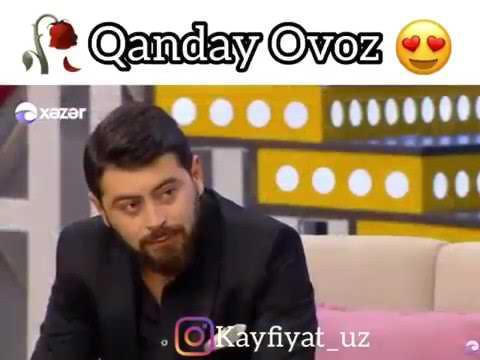 Qanday ovozaaaa