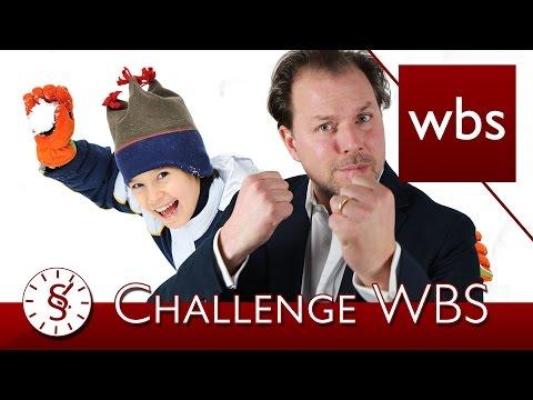 Challenge WBS: Schneebälle werfen = Körperverletzung? | Rechtsanwalt Christian Solmecke