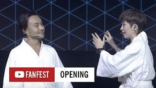 Opening @ YouTube FanFest Vietnam 2017