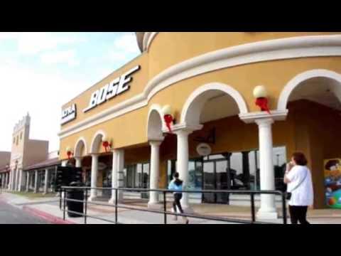 De compras a McAllen y San Antonio, TX