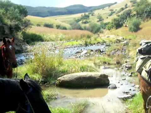 Cavalgada Lost Valley - Africa do Sul